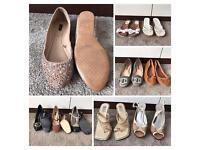 Size 7 shoes bundle (10 pairs)