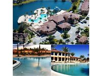 DISNEY FLORIDA 3 AND 4 BED VILLAS - TROPICAL OASIS POOL WITH SLIDES /KIDS CLUB - SHUTTLE SERVICE