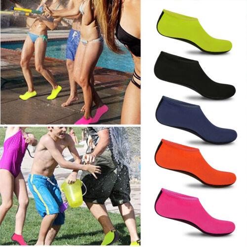 Adults Kids Barefoot Water Skin Shoes Aqua Socks for Beach S