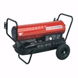 Sealey AB1258 125 000 btu/hr Space Warmer® Paraffin, Kerosene & Diesel Heater