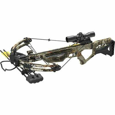 PSE Venge Coalition 4x32 Illuminated Scope Crossbow Package 380 fps