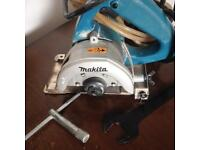 Makita tile concrete cutter