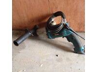 Makita HP2070 13mm 2-Speed Percussion hammer Drill 110V