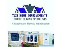 Upvc Windows, doors, composite doors . French patio and bifolds
