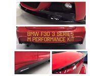 BMW F30 3 Series M Performance Kit