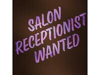 Salon receptionist, Hairdressers, Hair salon Reception, PA, Secretary