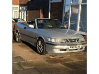 Saab 9-3 Turbo Convertible - ( Not Bmw Audi Mercedes )