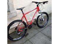 "Canondale mountain bike 21"""