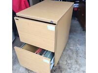 Paragon 2 drawer file cabinet