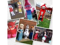 PARTY COSTUME HIRE BEST PRICE IN TOWN FOR CHILDRENS PARTYS, WEDDINGS AND CHRISTENINGS!!!