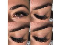 Eyelash Extensions Individual and Russian Volume lashes, and Waxing, E16,E6,E14