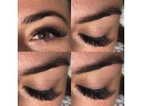 Eyelash Extensions 2D & 3D lashes, and Waxing, E16,E6,E14
