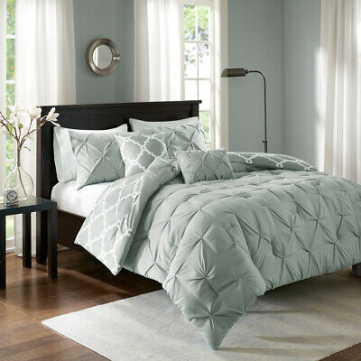 Madison Park Essentials Kasey 5 Piece Reversible Comforter S