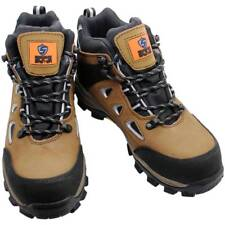 Safe Master Water Resistant Safety Footwear Steel Toe Cap Boots Shoes | S3 SRC