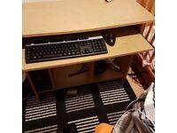 Desktop Computer Stand