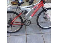 Carrea mountain bike