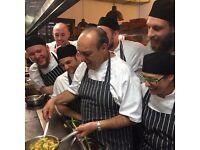 Line Chef - Jamie's Italian, Cambridge