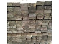 Wood, timber (4x2) 100x47mm @ 3.6m pressure treated