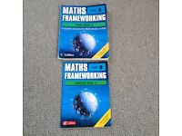 Maths Frameworking Year 8 Pupil Book 3 and Practice Workbook 3
