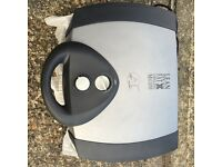 LARGE out door and in door George Foreman grill with stand