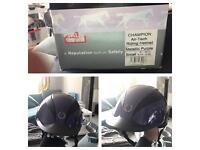 Champion air tech horse riding helmet