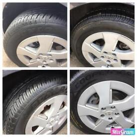 """Toyota Prius 15"""" alloy wheels"""