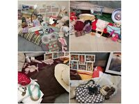 Car Boot Job Lot Bundle Large Selection of Household Items / Bric a Brac / Jumble £35