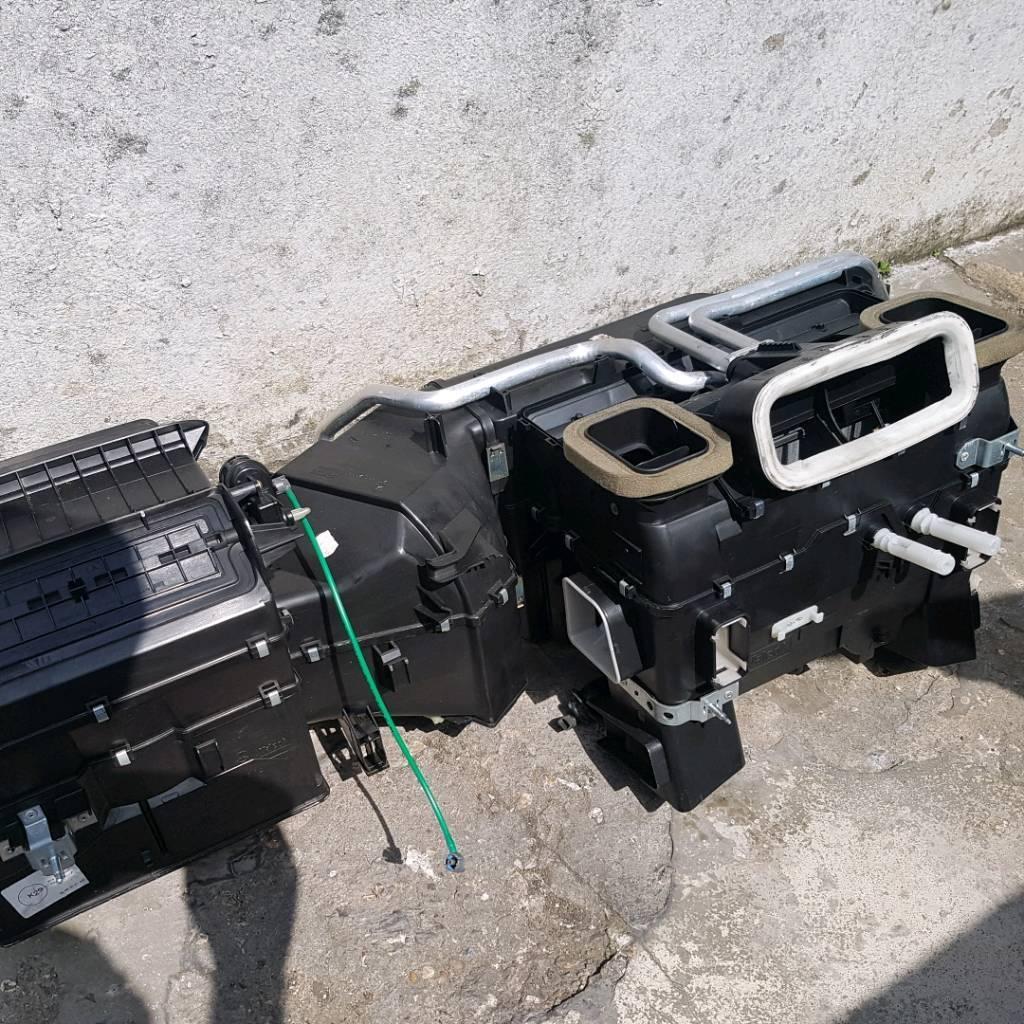 Mercedes w210 e class heater matrix and complete plastic fit