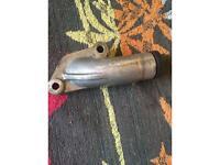 Lambretta manifold
