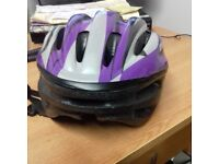 2 Ges Cycle Helmets For Sale