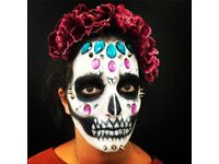 Halloween Makeup artist/ facepainter available