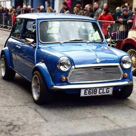 Classic Austin Mini Mayfair 1988