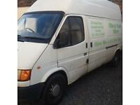 Recovery truck needed to transport this Van from Edinburgh to Kent London.