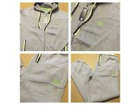 Brand New With Tags Men's Boss Tracksuit Grey £25