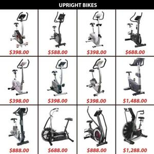 Upright | Bike | Bikes | Bicycles | Bicycle | Cardio | Magnetic | Air | Pedal | Pedals | DualIronman Fitness 6100 Uprigh