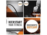 Kick start your fitness