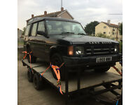 Land Rover Discovery Spares or repairs