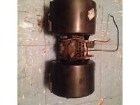 Ford escort mk3/4 heater blower!