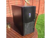 Antec ATX Case, Ideal for high specification PCs/Servers - With Windows XP Pro Licence