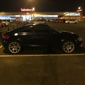 Audi TT 2.0tfsi, just serviced with a full year's MOT