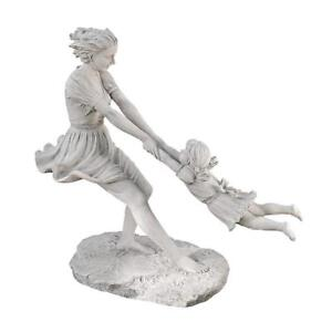 NEW Design Toscano Summer's Joy Garden Statue