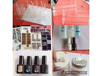 Nail gel items prices is description