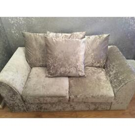 Sofas for sale siver !!