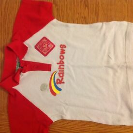 Rainbows Uniform