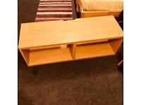 Ikea TV stand L120 cm W40 cm H38 cm