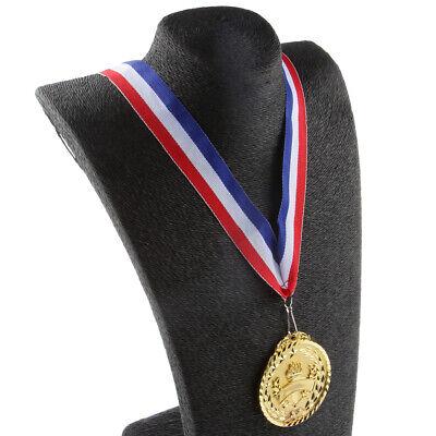 Medaille Sportspiel Kostüm Party Preisverleihung Kinder Gewinner   (Gold Medaille Kostüm)