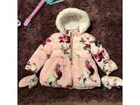 Age 5-6 ted baker coat