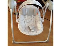 Ladybird Baby Swing. Unisex