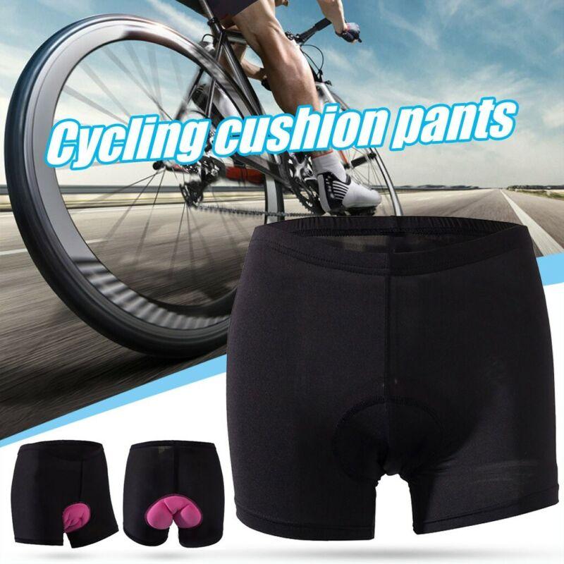 3D Women Gel Shorts Underwear Pants Padded Breathable Lightw