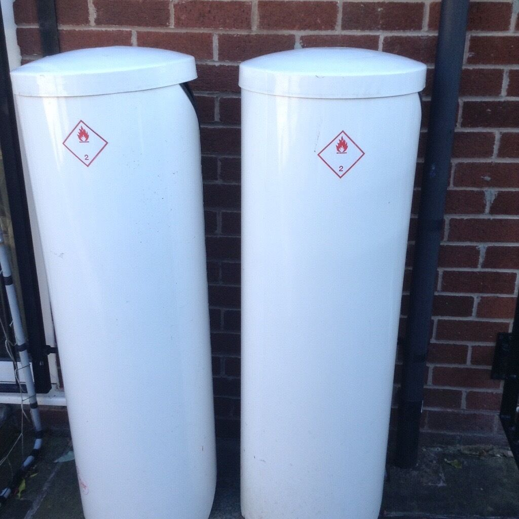 Gas Bottle Covers For Statics In Timperley Manchester